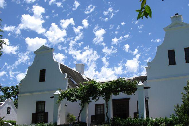 Vrede en Lust Winery, Simondium, South Africa