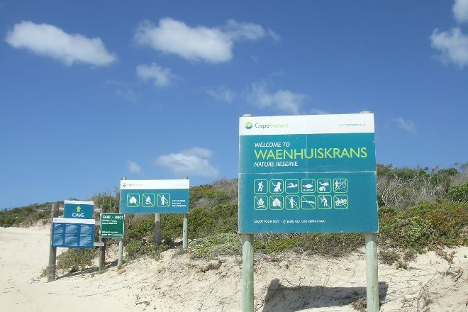 Waenhuiskrans Nature Reserve, Arniston, South Africa