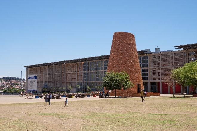 Walter Sisulu Square, Soweto, South Africa