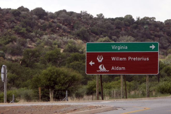 Willem Pretorius Game Reserve, Venterburg, South Africa