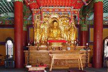 Woljeongsa Temple, Pyeongchang-gun, South Korea