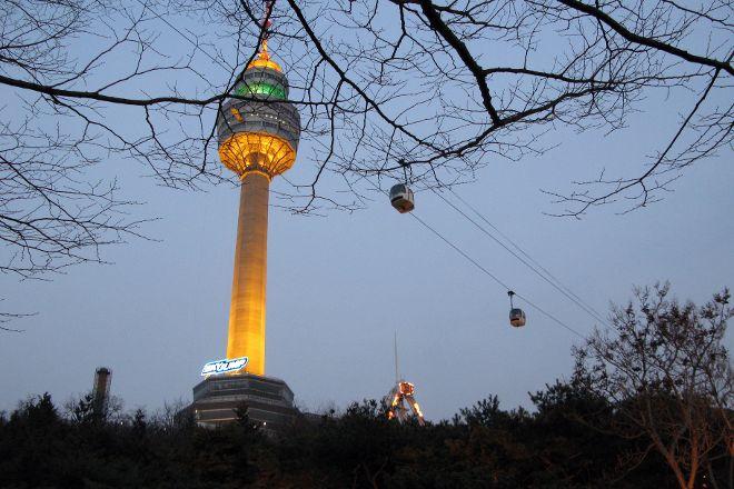 83 Tower, Daegu, South Korea