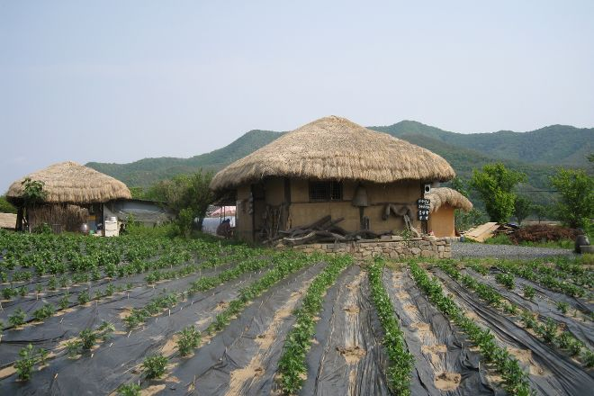Andong Hahoe Folk Village, Andong, South Korea