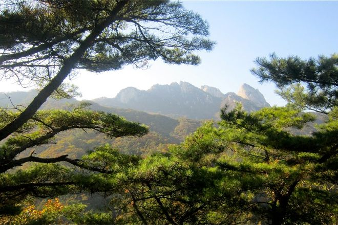 Bukhansan National Park, Seoul, South Korea