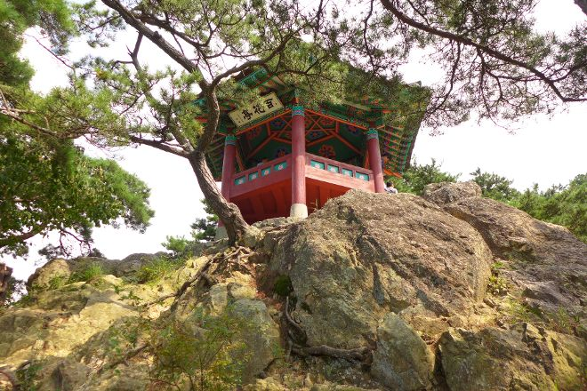 Busosanseong Fortress, Buyeo-gun, South Korea