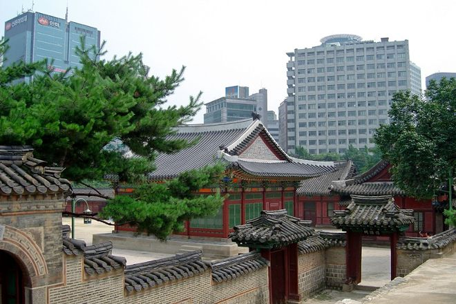 Deoksugung, Seoul, South Korea