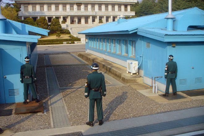 DMZ Haemaru Village, Paju, South Korea