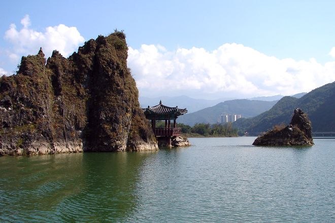 Dodamsambong Peaks, Danyang-gun, South Korea