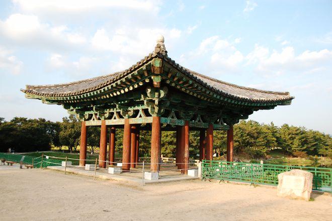 Donggung Palace and Wolji Pond, Gyeongju, South Korea