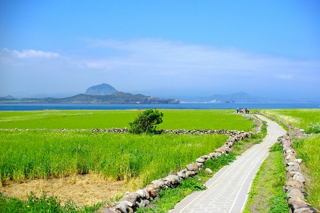 Gapado Island, Seogwipo, South Korea