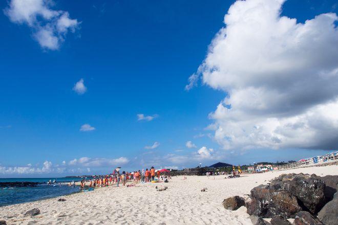 Gwakji Gwamul Beach, Jeju, South Korea