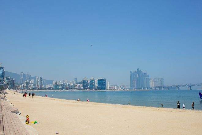 Gwangchigi Beach, Seogwipo, South Korea