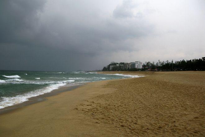 Gyeongpo Beach, Gangneung, South Korea