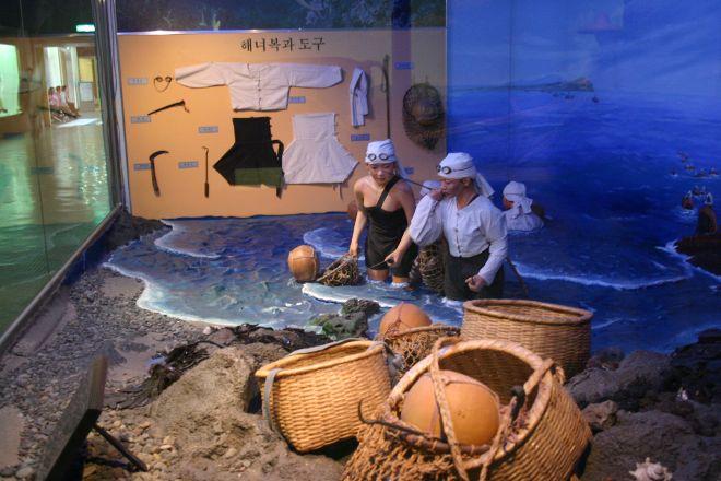 Haenyeo Museum, Jeju, South Korea