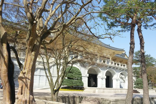 Hoam Art Museum, Yongin, South Korea