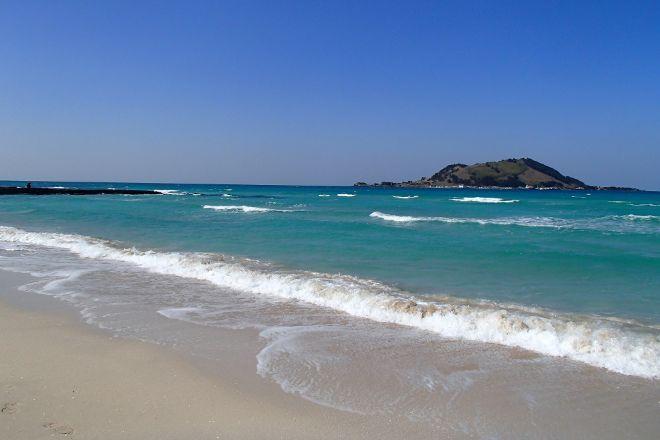 Hyeopjae Beach, Jeju, South Korea