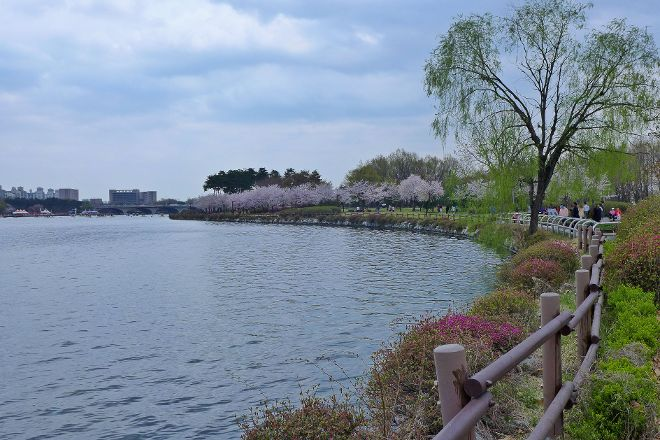 Ilsan Lake Park, Goyang, South Korea