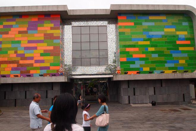 Jeju Glass Museum, Seogwipo, South Korea