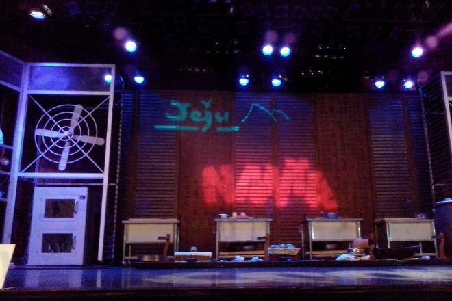Jeju NANTA Theatre, Jeju, South Korea