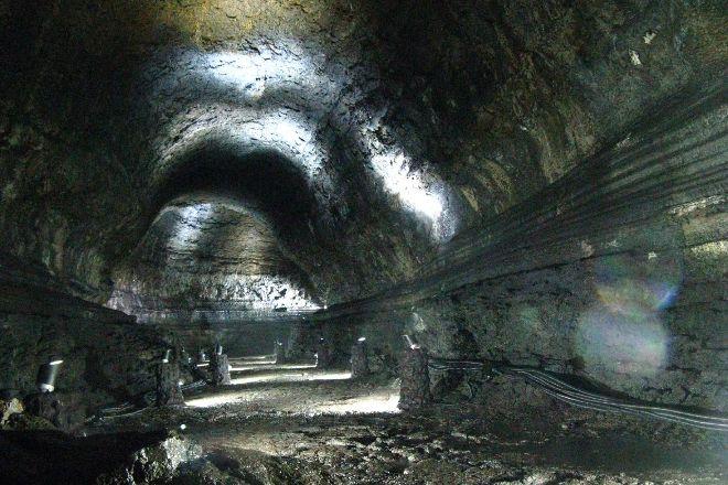 Manjanggul Cave, Jeju, South Korea