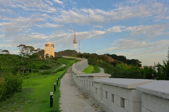 Namsan Park, Seoul, South Korea