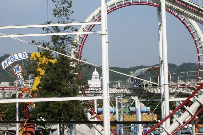 Seoul Children's Grand Park, Seoul, South Korea