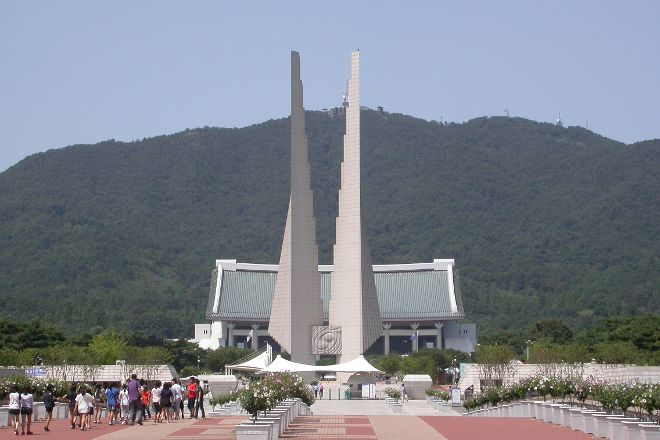 The Independence Hall of Korea, Cheonan, South Korea