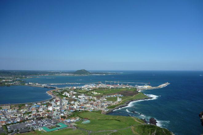 Udo Island Lighthouse Park, Jeju, South Korea