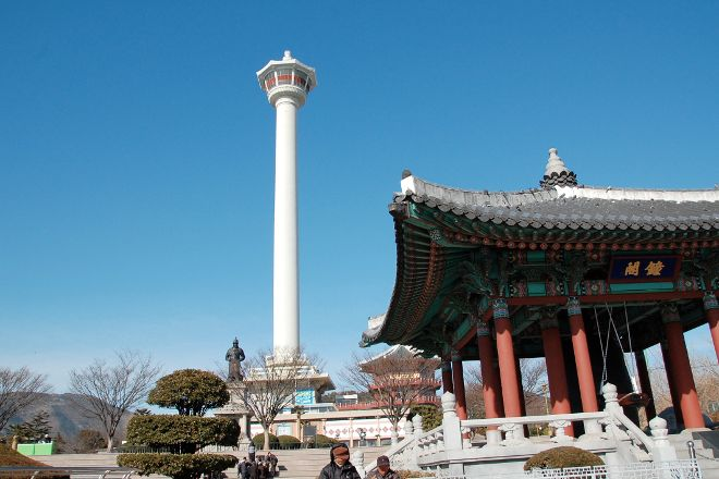 Yongdusan Park, Busan, South Korea