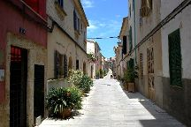 Alcudia Old Town, Alcudia, Spain