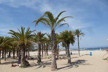 Arenal Promenade, Javea, Spain