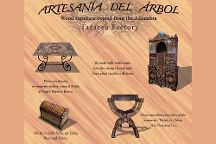 Artesania Del Arbol, Granada, Spain