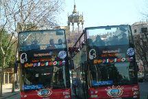 Barcelona Bus Turistic, Barcelona, Spain