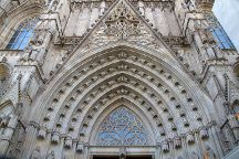 Barcelona Cathedral, Barcelona, Spain