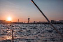 Barcelona Sailboats, Barcelona, Spain