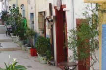 Barrio Santa Cruz, Alicante, Spain