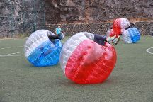 Bubble Soccer Tenerife, Santa Cruz de Tenerife, Spain