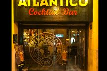 Cafe Atlantico Cocktail Bar, Palma de Mallorca, Spain