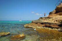 Cala Comte, Ibiza Town, Spain