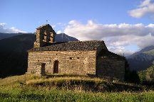 Catalan Romanesque Churches of the Vall de Boi, Catalonia, Spain