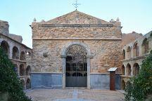 Cementerio Literario de Polop, Polop, Spain
