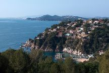 Chemin Cotier, Lloret de Mar, Spain