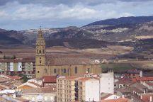 Church of Santo Tomas, Haro, Spain