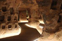 Cueva de los Cien Pilares, Arnedo, Spain