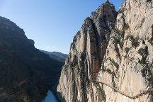 El Caminito Del Rey, El Chorro, Ardales, Spain