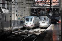 Estacion de Atocha, Madrid, Spain