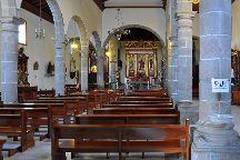 Iglesia de San Bartolome, San Bartolome de Tirajana, Spain