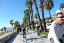 Malaga Bike Tours & Rentals by Kay Farrell, Malaga, Spain