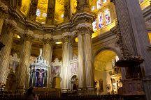 Malaga Cathedral, Malaga, Spain
