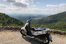 Mister Scooter, Palma de Mallorca, Spain